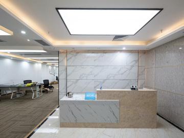 395平米创新科技广场一期 高层可备案 精装优选办公