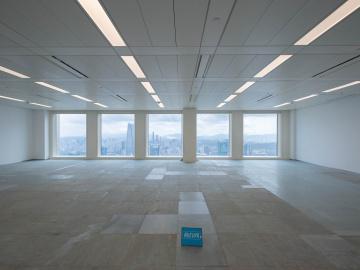 地铁口 平安金融中心 524平米可备案 高层业主直租