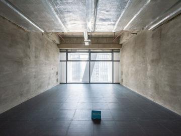 金地中心中层 446平米楼下地铁 电梯口业主直租