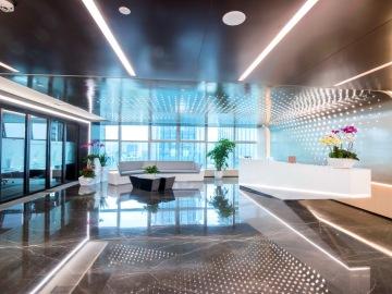 步行可达 京基滨河时代广场北区(二期B座) 2862平米大面积 高层办公优选写字楼出租
