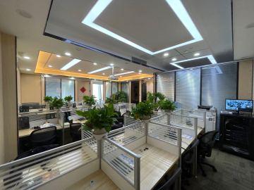 京基滨河时代广场北区(二期A座)中层 538平米步行可达 地段优越业主急卖