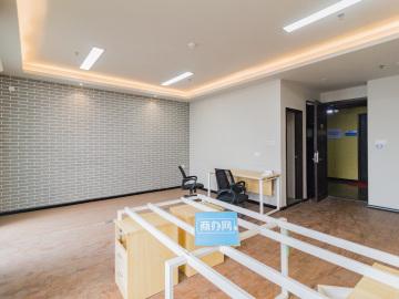 地铁出口 优创空间产业园 85平米红本备案 高层舒适办公写字楼出租