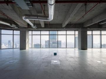 步行可达 皇庭中心 524平米红本备案 高层使用率高写字楼出租