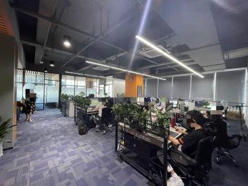 天安云谷中层 260平米地铁口 企业聚集地业主急售