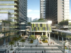 碧桂园凤凰国际智谷新房楼盘图片