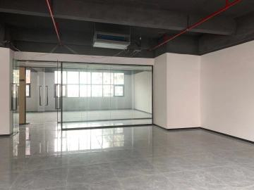 吉安创意园 117平米 可备案使用率高 中层地段优越写字楼出租