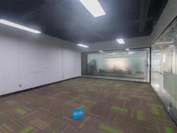 八零创业大厦 98平米 楼下地铁精装 中层优选办公