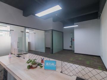 八零创业大厦 126平米 楼下地铁精装 中层优选办公