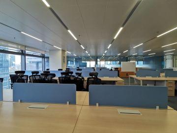 深圳湾科技生态园 845平米 装修好舒适办公 高层房源真实写字楼出租