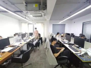 218平米NEO企业大道 中层可备案 业主直租精装