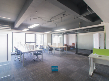 238平米大唐时代大厦 中层精装 办公好房随时看房