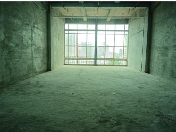 万科深南广场高层 97平米沿地铁 上下水一手业主写字楼出租