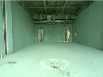 地铁出口 万科深南广场 143平米上下水 高层一手业主写字楼出租