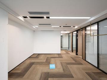 近地铁 海外联谊大厦 128平米可备案 高层配套齐全