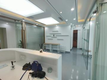 沿地铁 大庆大厦 128平米地段优越 中层免佣写字楼出租