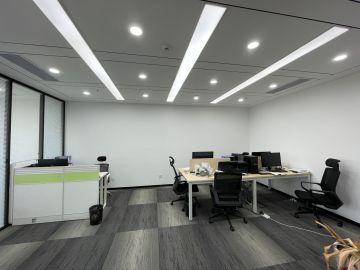 荣超滨海大厦低层 156平米特价房 红本备案装修好写字楼出租
