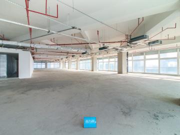 828平米深圳百度国际大厦 高层地铁口 可备案高使用率