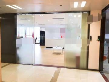 大冲商务中心高层 1068平米地铁口 正电梯口装修好写字楼出租