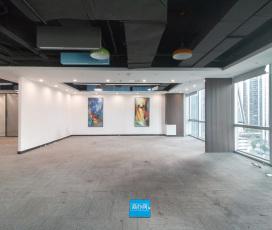 大冲商务中心 385平米办公室