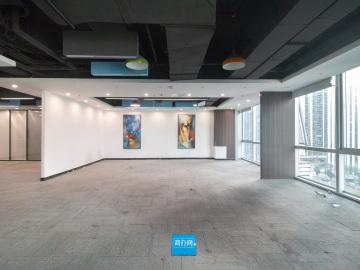 大冲商务中心 385平米 可谈价配套齐全 低层优选办公