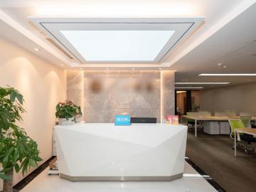 祥祺大厦高层 379平米正电梯口 拎包入驻诚心出租写字楼出租