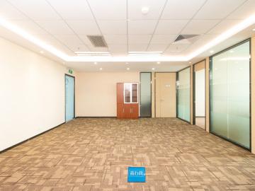 200平米中洲控股金融中心 高层可备案 使用率高拎包入驻写字楼出租