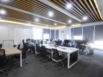 沿地铁 阳光科创中心 316平米可备案 中层装修好写字楼出租
