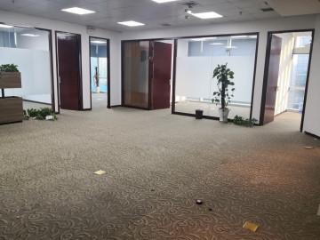 新世界商务中心 298平米 装修好 低层 急售