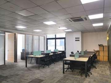 天安云谷 268平米 地铁出口精装修 低层即租即用写字楼出租