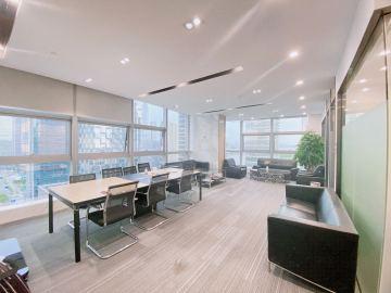 260平米海王星辰大厦 中层有地铁 上下水精装修写字楼出租