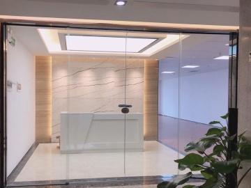 520平米阳光科创中心 高层沿地铁 红本备案拎包入驻写字楼出租