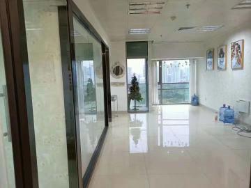步行可达 田厦国际中心 90平米可备案 高层精装修写字楼出租
