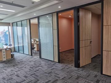 特价房 茂业时代广场 250平米电梯口 高层精装修写字楼出租