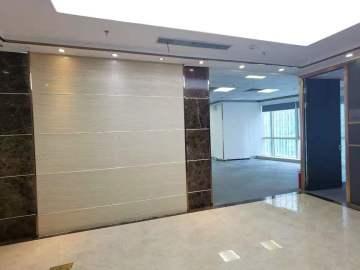 地铁出口 大冲商务中心 395平米红本备案 中层企业聚集地写字楼出租