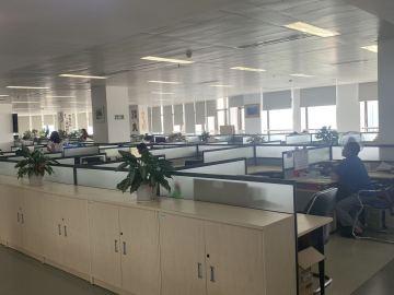地铁直达 金銮国际商务大厦 456平米业主直租 中层配套齐全