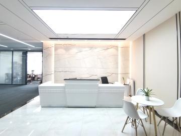 卓越宝中时代广场 668平米 楼下地铁电梯口 高层精装