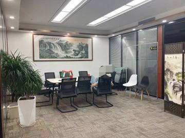 219平米京基滨河时代广场北区(二期A座) 低层地铁出口 可备案配套成熟写字楼出租