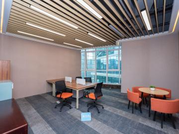 优惠好房 华安保险总部大厦 118平米可备案 高层配套完善