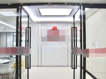 步行可达 大冲商务中心 469平米正电梯口 中层配套成熟写字楼出租