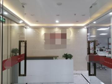 创新科技广场一期高层 390平米红本备案 装修好房源真实写字楼出租