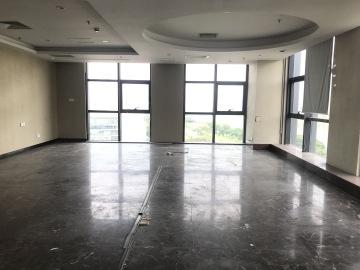 中投国际商务中心中层 1330平米地铁口 整层现成格局写字楼出租