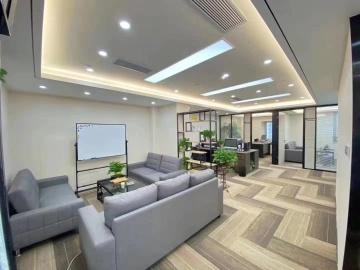 地铁物业 鸿昌广场 148平米红本现房 低层配套完善