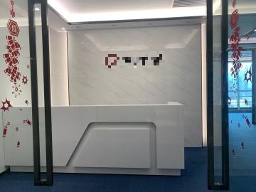 733平米赛西科技大厦 高层电梯口 精装办公好房