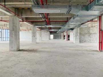 宝新科技园 398平米 业主直租优选办公 高层随时看房