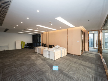 265平米橄榄大厦 高层临地铁 电梯口拎包入驻写字楼出租