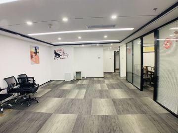 198平米深华商业大厦 高层步行可达 红本备案地段优越写字楼出租