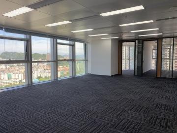 众冠时代广场中层 232平米楼下地铁 精装优选办公