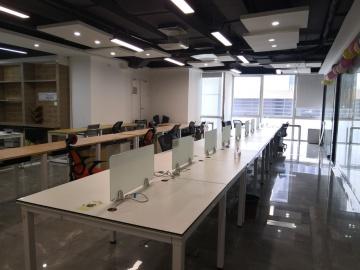 大冲商务中心高层 212平米近地铁 精装优选办公