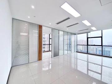 231平米中安大厦 中层楼下地铁 热门地段办公好房