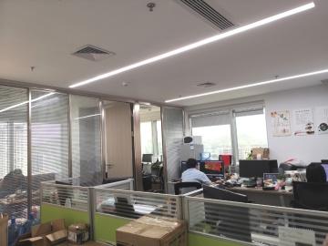 沿地铁 中信城市广场 123平米红本备案 中层办公优选写字楼出租